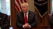 Trump: 'We haven't been treated fairly'