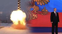 Ракеты Путина: кого испугало послание президента России?