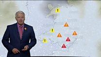 Wales latest weather forecast