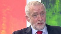 Corbyn: 'No clarity and no real sense of priorities'