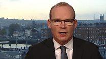 EU 'might not back' May's Irish border plan