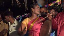 సామాజిక సమస్యలపై 'ఉరిమి'న ఉమారాణి