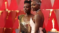 Highlights from the Oscars red carpet