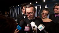 Gary Oldman: 'My mum's probably in bed now'