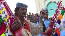 مزاروں پر صوفی گائیکی کی روایت