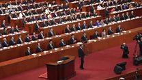 六十秒看懂中国总理报告