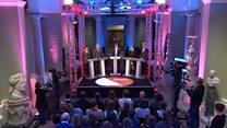 Россия и Запад после выборов Путина: дебаты Би-би-си