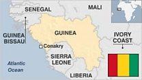 Psychose en Guinée après des incendies à l'origine inconnue