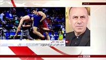 گفتوگو با بیژن سیف خانی؛ آخرین ایرانی که با حریفی اسرائیلی کشتی گرفت