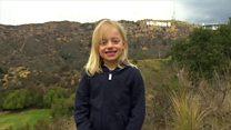 6 yaşlı Oscar qalibi Maisie Sly heç eşitmir
