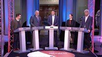 """""""Дебаты Би-би-си"""": примирятся ли Россия и Запад после выборов?"""