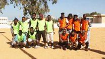 Libye : du foot pour oublier la prison