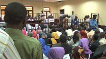 المطالبة باعدام مغتصب اطفال أشقاء في الخرطوم