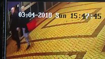 CCTV footage in Russian spy investigation