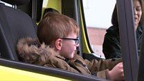 Boy who saved mum's life gets reward