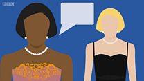اختبار يكشف تخاذل هوليوود بحق النساء