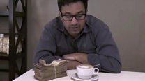 فنجان قهوة بسعر منزل في فينزويلا