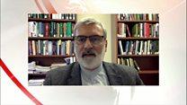 بازداشت فرزند آیت الله صادق شیرازی از مخالفان حکومت ایران