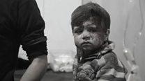 சிரியா போர்: இரு வாரங்களில் 800 பேர் பலி
