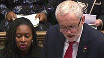 Corbyn: UK military advisers directing Yemen war
