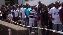 En Sierra Leone, operations de vote sans incidents