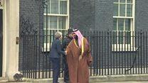ولیعهد عربستان در سفرش به لندن به دنبال چیست؟