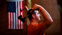 Bored of bowling? Try axe-throwing instead