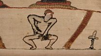 How the Victorians censored the Bayeux Tapestry