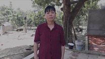 Bà Cấn Thị Thêu ra tù, 'quyết tâm đấu tranh'