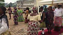 How International Women's day deh happen for Cameroon