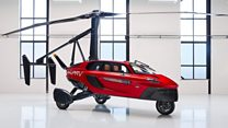 The flying car costing nearly £300,000