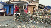 Le Ghana lutte contre les immondices