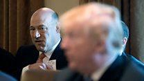 Trump: 'Gary Cohn is a globalist'