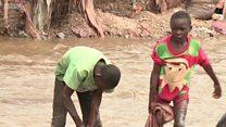 "Les enfants ""mineurs"" de la RDC"
