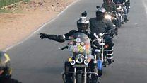 रफ़्तार के दीवानों का बाइकिंग क्रेज़