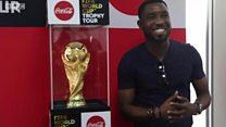 World Cup tụrụ ka ọnwa n'ụlọọrụ BBC