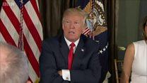 트럼프와 김정은: 적과의 동침?