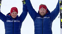 Knight & Wild win GB's first Paralympic Medal