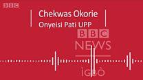 Azịzaọnụ gbasara ndị Igbo ịkwado Buhari