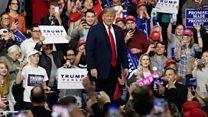Trump's not so new election slogan