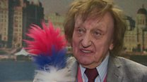 Sir Ken Dodd on the 'best day of his life'