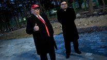 Трамп і Кім: вороги чи партнери?