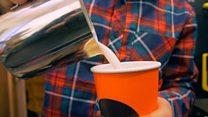 Добро на 6кв метрах: як українці відкрили найменшу кав'ярню у Польщі