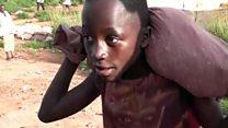 El drámatico testimonio de los niños que trabajan en las minas de cobalto