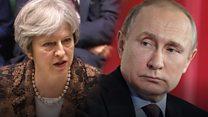 Тереза Мэй требует от России объяснений