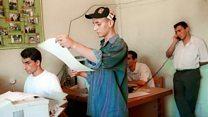 شاهد عینی (٩٣): تغییر خط در کشور آذربایجان