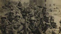 O Regimento Sampaio e a Artilharia Divisionária