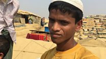 Life as a 16-year-old Rohingya refugee