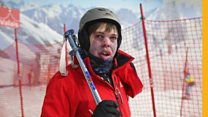 'How skiing helps my autism'