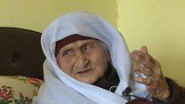 گفتوگو با زنی تاجیک که بیش از یک قرن عمر دارد